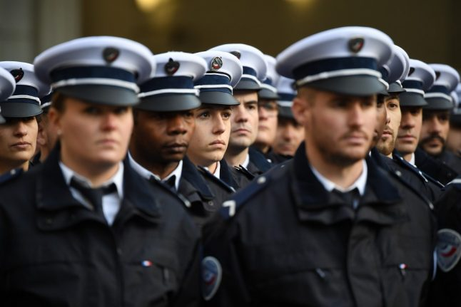 'It's a massacre': One French police officer commits suicide every four days