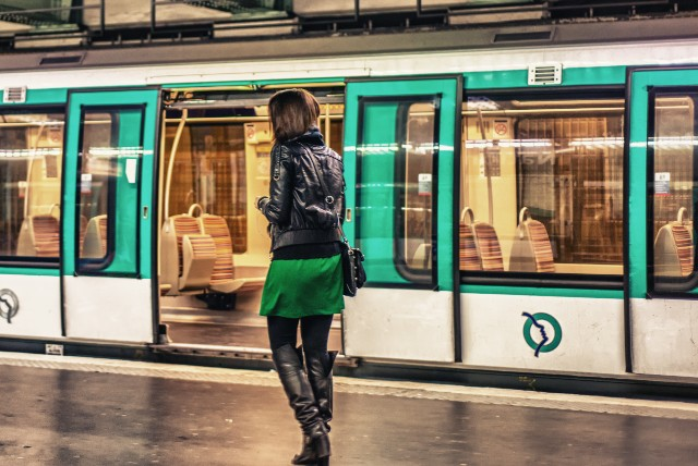 Fed-up Paris Metro commuters launch fresh campaign against sexual harassment