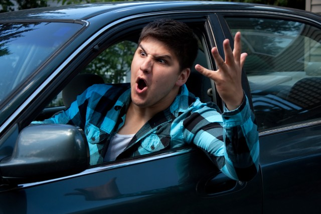 Road rage: Where in France are the most aggressive drivers?
