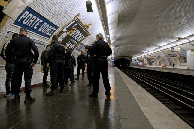 'They have all sorts of techniques': How pickpocketing has surged on the Paris Metro