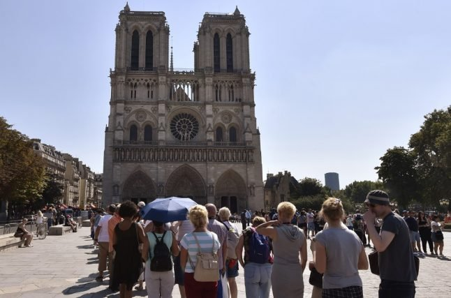 14 million visitors a year: What you need to know about Notre-Dame Cathedral