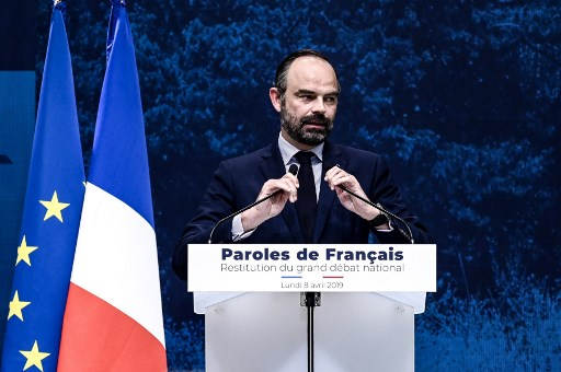 Great debate: France 'must implement bold tax cuts' declares prime minister