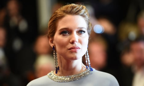 Léa Seydoux is back as a Bond girl: Here's seven things to know about her