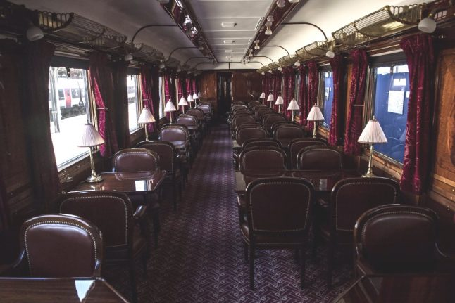 Why France's SNCF could relaunch fabled Orient Express rail service