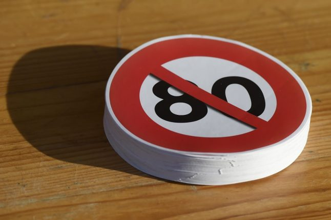 EXPLAINED: What France's return to the 90 km/h speed limit will mean