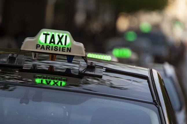 'My €62 Paris taxi bill for a journey of less than 2km'