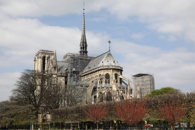 'Don't mess with Notre-Dame' The Local's readers warn France