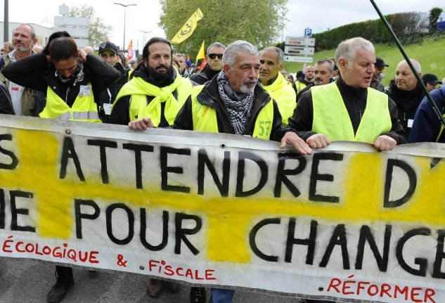 Act 26: Is it all over for the 'yellow vests' in France?