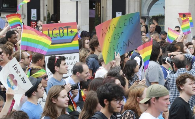 From insults to violence: How homophobic attacks have jumped in France