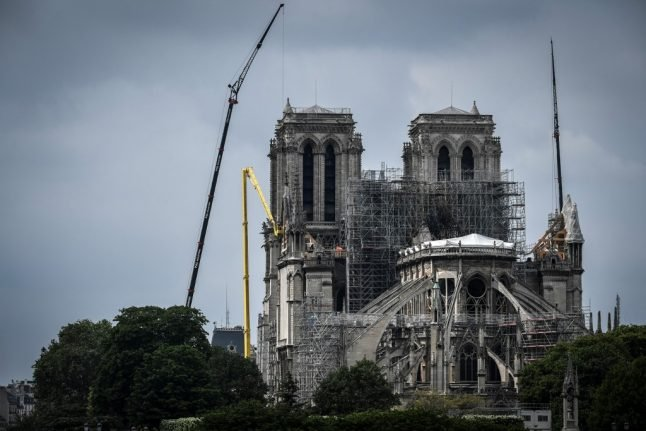 French Senate says Notre-Dame must be restored exactly how it was