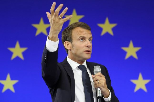 France lays down hard line against 'repeated extensions' to Brexit deadline