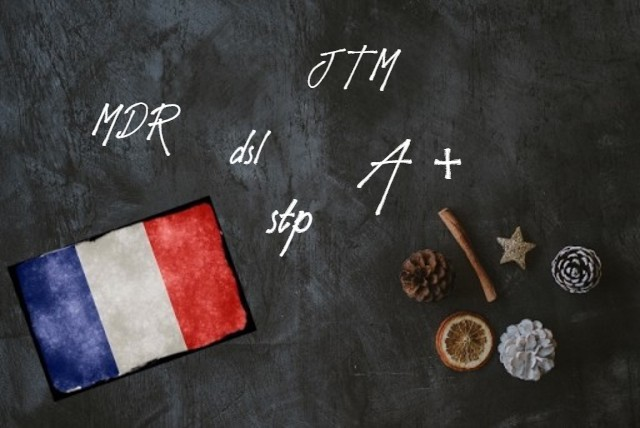 Fifteen French 'text speak' abbreviations that will help you sound local