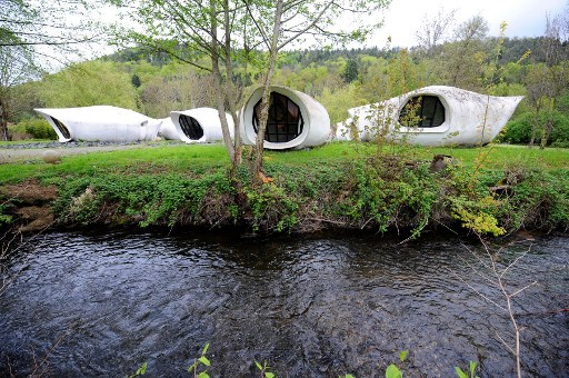 Your chance to buy iconic French 'bubble houses' – but hurry!