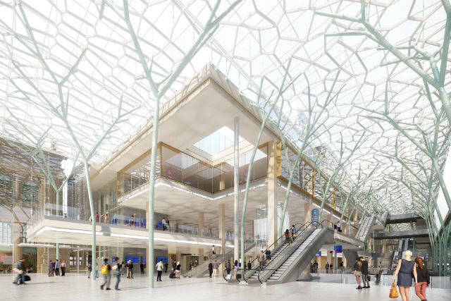 In Pictures: What Paris Gare du Nord will look like in the future