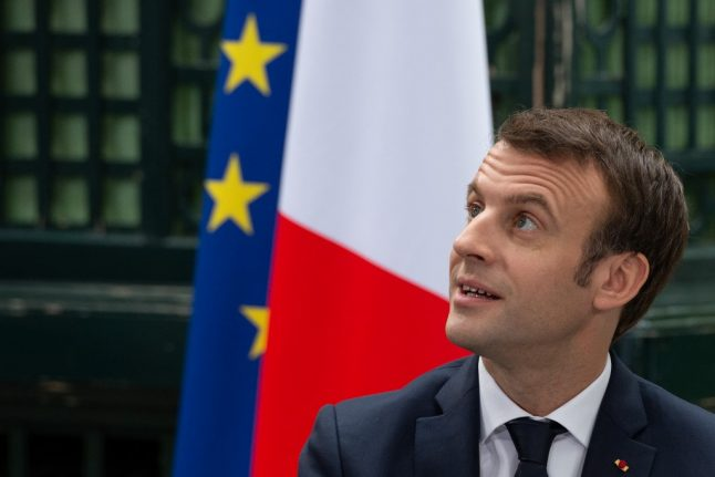 Down but not out: Macron eyes shakeup of European parliament