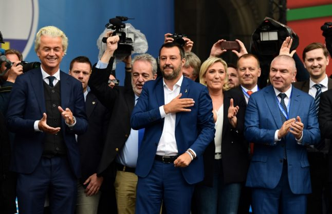 European elections: What you need to know about the eurosceptics and populists
