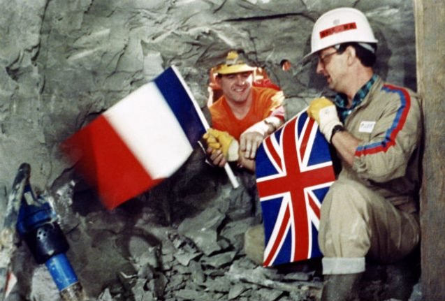 Channel Tunnel anniversary: A plan two centuries in the making