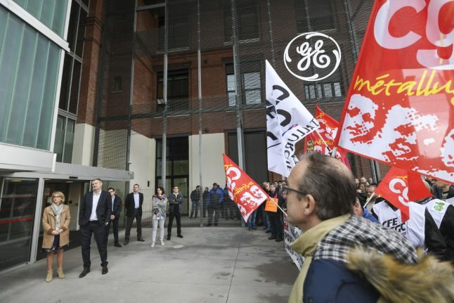 After promising to create 1,000 jobs in France… GE set to cut 1,044