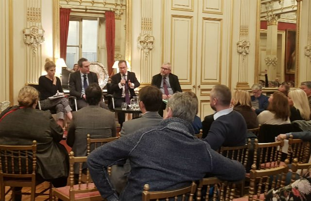 British Embassy to host Brexit outreach meeting in Grenoble