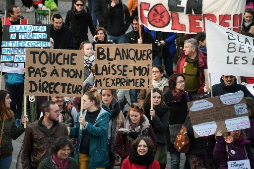 What is France's new education law and why is it so controversial?