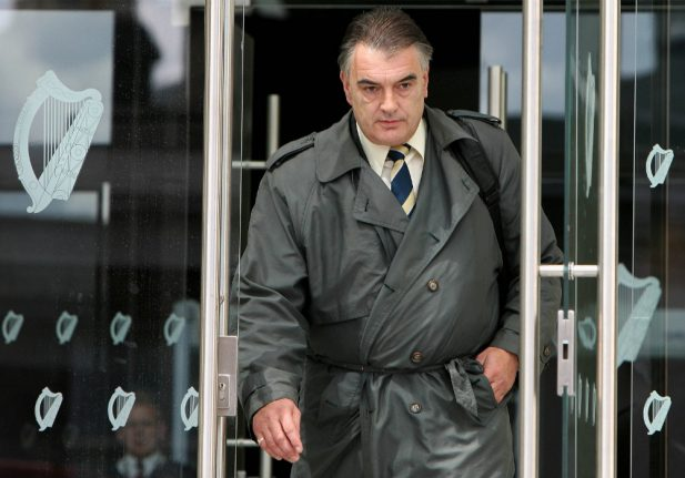 Briton says he is innocent of Frenchwoman's Ireland murder