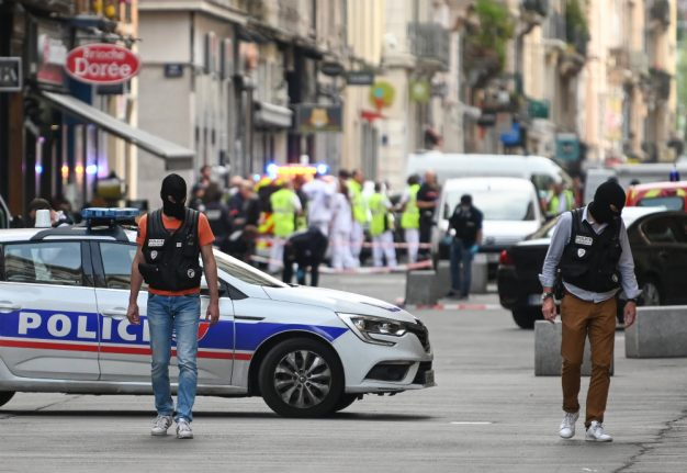 France charges and detains suspect over Lyon parcel bomb attack