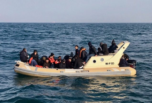 Smuggling gang who sneaked migrants from France to Britain busted by police
