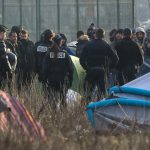 British charity worker cleared of attack on French police at migrant camp