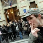 Cigarettes and alcohol: How young French people differ from older generations
