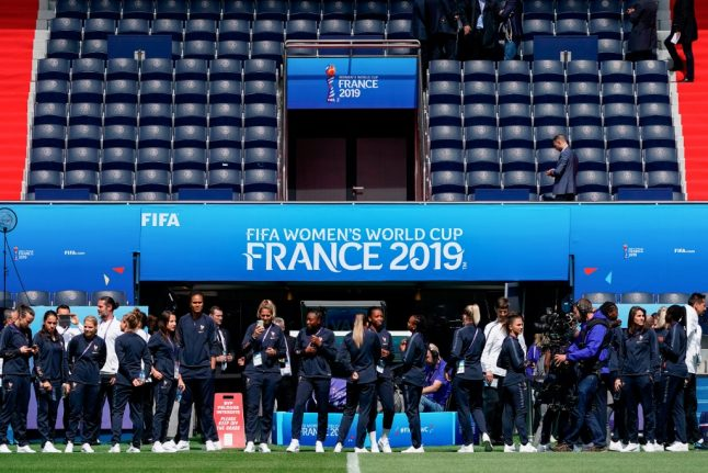 Five things to know about the Women's World Cup in France