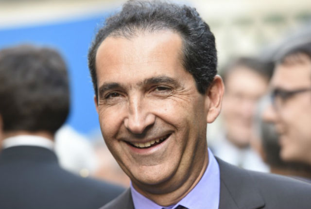 Who's the French billionaire who has just bought Sotheby's auction house?