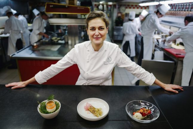 Meet the Frenchwoman who makes the 'world's greatest pastry'