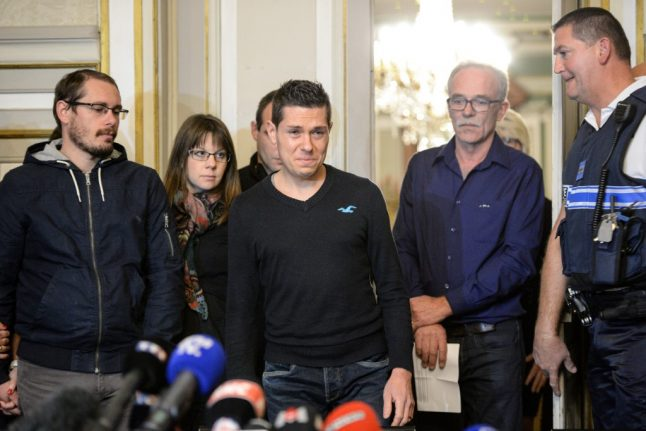 Frenchman admits killing his wife and burning her body
