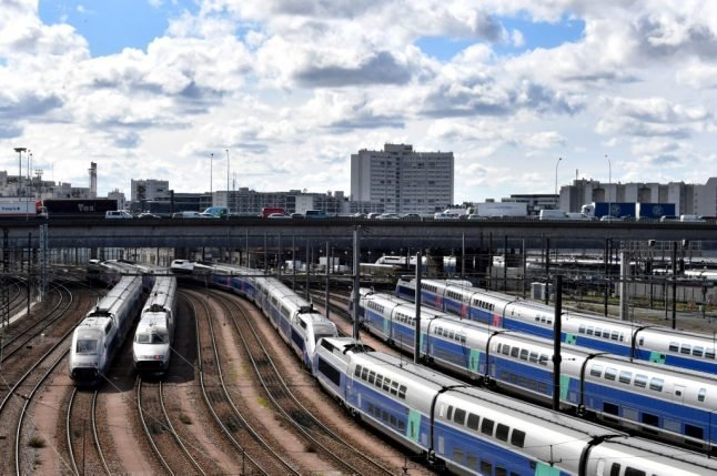 Five major rail routes in France could soon be run by German firm