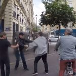 Paris driver in blind man road rage video charged with assault