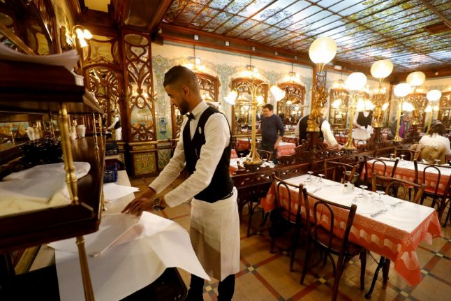 Revealed – the hot French dining trend that's delicious, traditional and cheap