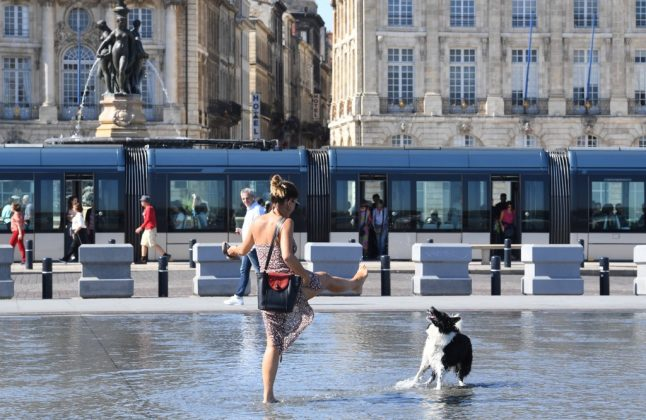 Heatwave to hit France with temperatures set to reach 40C