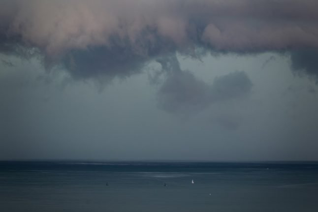 France issues (another) weather warning as storms strike the north