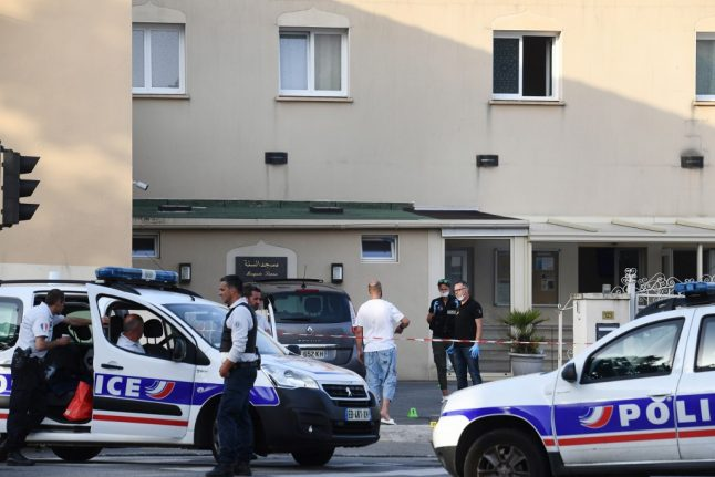 Two wounded in mosque shooting in north west France