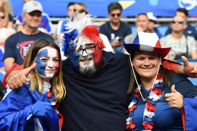 How France has become gripped by Women's World Cup fever