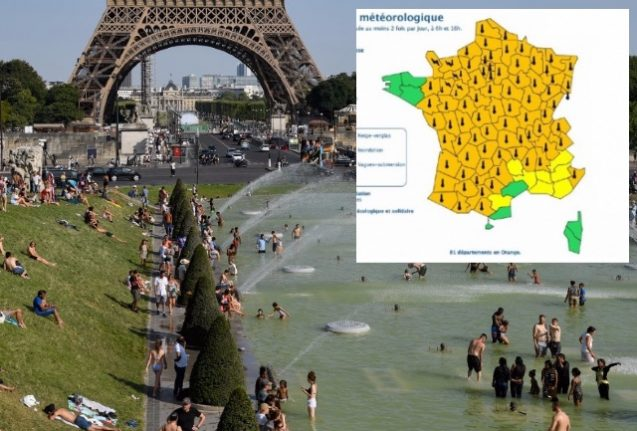 Heatwave LATEST: France set for scorching Wednesday as Bordeaux records highest ever temperature