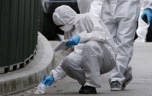 Bystander among three killed in shooting in south of France