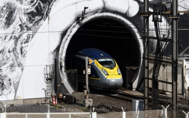 Train services between Paris, London and Brussels halted after accident