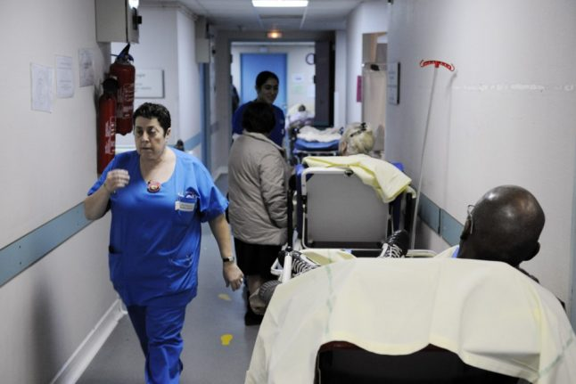 Uproar as nurse denied French citizenship for 'working too much'