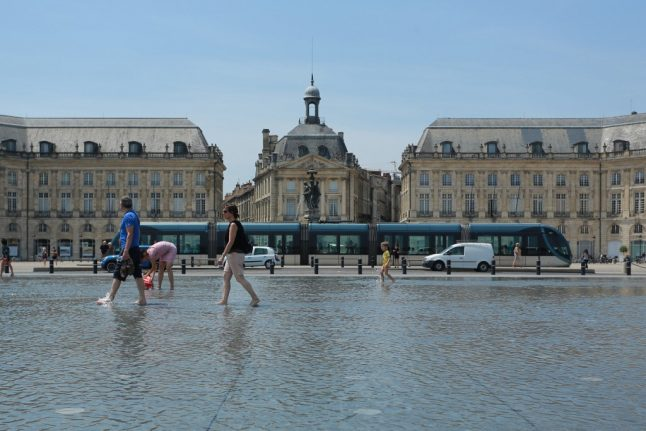 From Bergerac to Bordeaux: The cities in France where temperature records could be broken this week