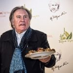 Gerard Depardieu to sell off contents of his Paris fine dining restaurant