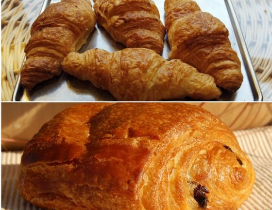 Living in France daily dilemmas: A croissant or a pain au chocolat?