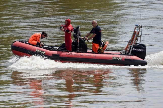 'Where's Steve?': French police confirm body pulled from Loire is the missing music fan