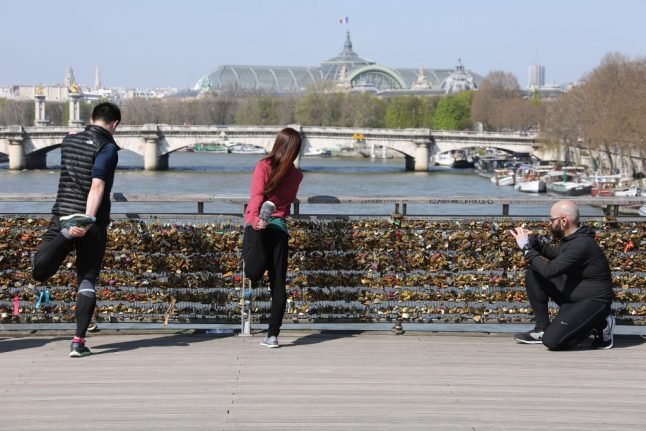 The best ways to stay in shape in Paris