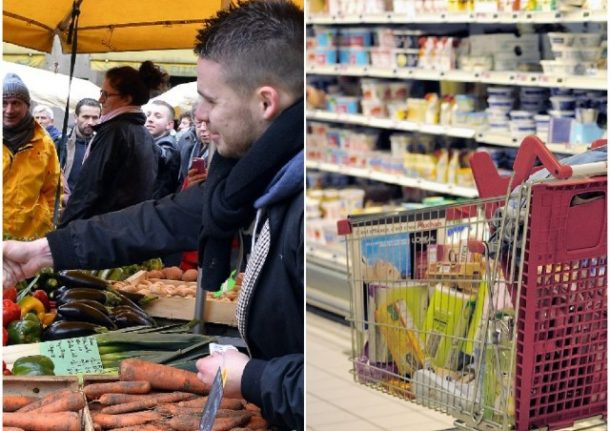 Daily dilemmas: Would you shop at markets in France or supermarkets?